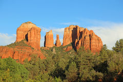 Cathedral Rock Stock Photos