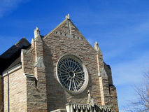 Cathedral of the Rockies - Boise, Idaho Royalty Free Stock Photo