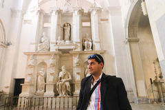 Cathedral at Rome -Italy Stock Images