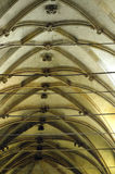 Cathedral roof Stock Images