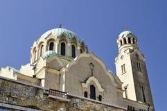 Cathedral Rozhdestvo Bogorodichno in Veliko Tarnovo, Bulgaria Stock Photos