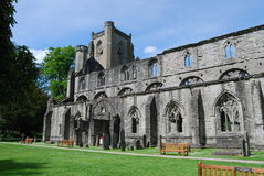 Cathedral Ruins Royalty Free Stock Image