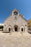 Cathedral of Ruvo di Puglia Royalty Free Stock Photo