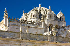Cathedral's detail, Zamora Royalty Free Stock Photography