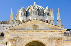Cathedral's detail, Zamora Royalty Free Stock Photo