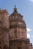 Cathedral´s dome Royalty Free Stock Images