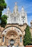 Cathedral of Sacred Heart Stock Photography