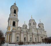 Cathedral of sacred prince Vladimir Royalty Free Stock Image