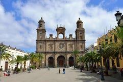 Cathedral of Saint Ana, Las Palmas de Gran Canaria Royalty Free Stock Image