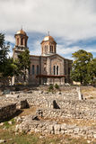 Cathedral Saint Apostles Petru and Paul Royalty Free Stock Images