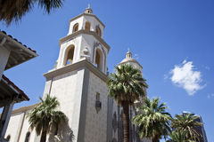 Cathedral of Saint Augustine Royalty Free Stock Photo