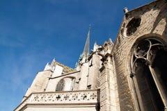 Cathedral Saint Bénigne Dijon France stock photos