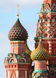 Cathedral of Saint Basil Royalty Free Stock Photography