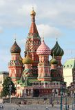 Cathedral of Saint Basil Stock Images