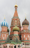 The Cathedral of Saint Basil the Blessed Stock Image