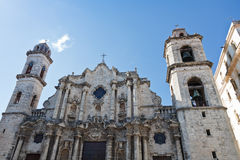 Cathedral of Saint Christopher Stock Photos