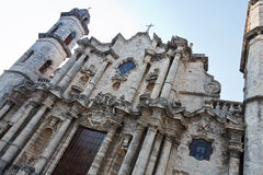 Cathedral of Saint Christopher Stock Photography