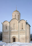 Cathedral of Saint Demetrius, Vladimir, Russia Royalty Free Stock Image