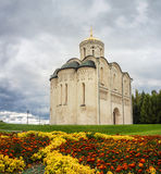 Cathedral of Saint Demetrius in Vladimir, Russia Royalty Free Stock Image
