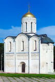 Cathedral of Saint Demetrius (XII c.) in Vladimir, Russia Royalty Free Stock Image