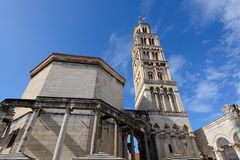 Cathedral of Saint Domnius Royalty Free Stock Photos