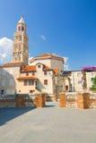 Cathedral of Saint Domnius, Split, Croatia Stock Photos