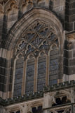 Cathedral of Saint Elizabeth in Kosice, Slovakia. Architectural details Royalty Free Stock Image