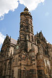 Cathedral of Saint Elizabeth in Kosice, Slovakia. Royalty Free Stock Image