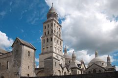 Cathedral Saint-Front Stock Photography