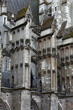 Cathedral of  Saint Gatien in Tours Royalty Free Stock Photography