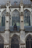Cathedral of  Saint Gatien in Tours Stock Photography