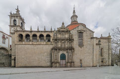 Cathedral of Saint Goncalo Royalty Free Stock Photos