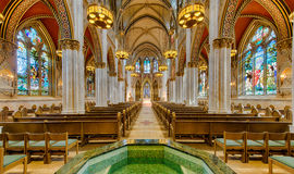 The Cathedral of Saint Helena Royalty Free Stock Photo