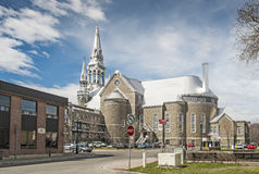 The cathedral of Saint_Jerome Stock Images