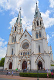 Cathedral of saint John the Batist, royalty free stock images