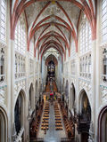 Cathedral Saint John Den Bosch Stock Photo