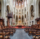 Cathedral Saint John Den Bosch Stock Photography