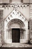 Cathedral of Saint Martin in Spisska Kapitula, Slovakia Royalty Free Stock Photos