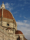 Cathedral of Saint Mary of the Flower in Florence, Italy Stock Images