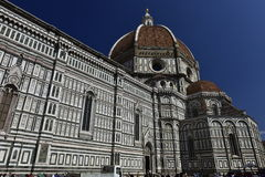 Cathedral of Saint Mary of the Flower, Florence,  Italy Royalty Free Stock Image