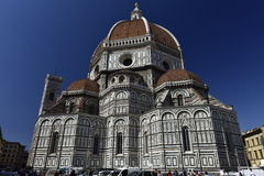 Cathedral of Saint Mary of the Flower, Florence,  Italy Royalty Free Stock Photo