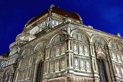 The Cathedral of Saint Mary of the Flower, Florence, Italy Stock Photography
