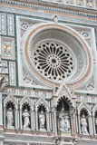 Cathedral of Saint Mary of the Flower, Florence, Italy Stock Photos