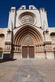 Cathedral of Tarragona Stock Photography