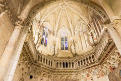 Cathedral of Saint Mary Tarragona in Spain Stock Photography