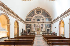 Cathedral of Saint Mary Tarragona in Spain Royalty Free Stock Photography