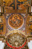 Cathedral of Saint Minas in Heraklion, Crete Royalty Free Stock Photo