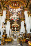 Cathedral of Saint Minas in Heraklion, Crete Royalty Free Stock Images