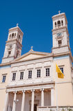 The Cathedral of Saint Nicholas, Ermoupolis (Greece) Royalty Free Stock Image