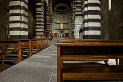 cathedral of saint peter Royalty Free Stock Photography